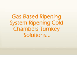 Ethylene Gas Ripening